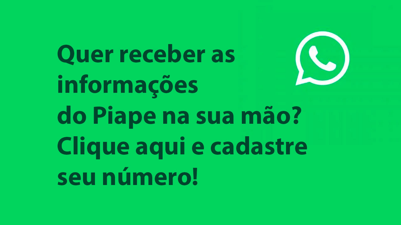 Piape no whatsapp